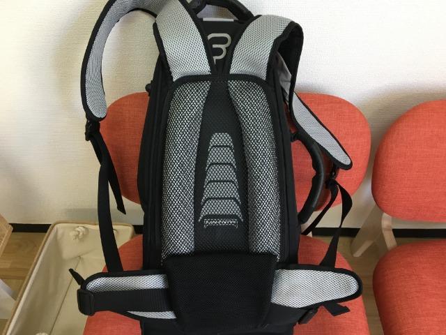 バッグの背面