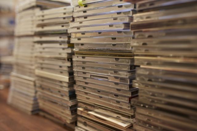 CDの画像
