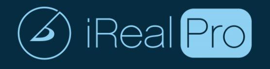 iReal Proの画像
